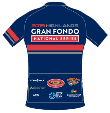 GFNS Highlands Distance Jersey