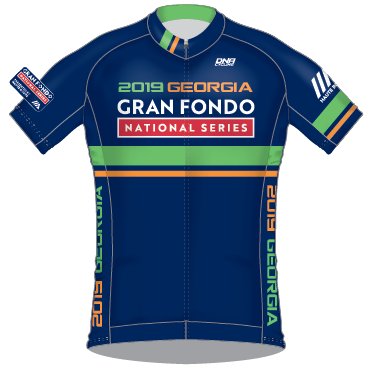 GFNS Georgia Distance Jersey