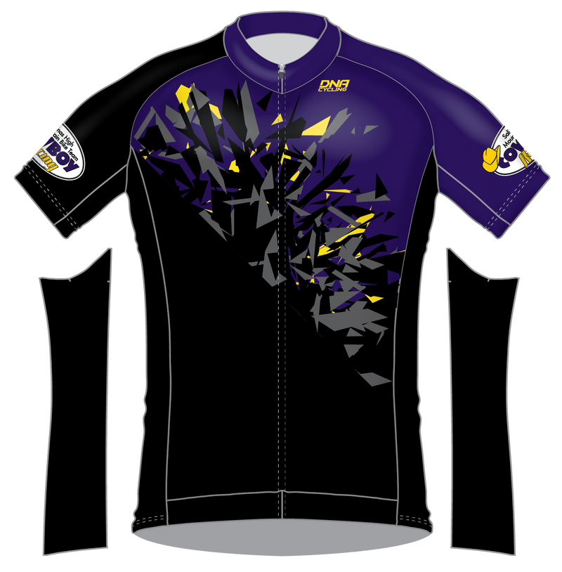 Salinas HS Purple Bio Fit Jersey