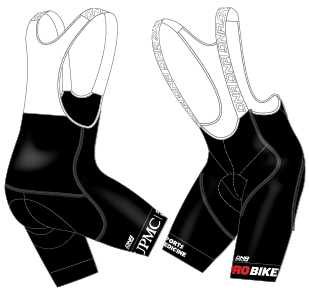 UPMC Elite Bib Short
