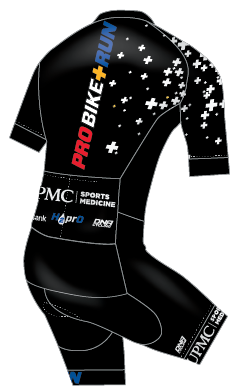 UPMC S/S Speed Suit