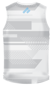 Pattern Sleeveless Base Layer