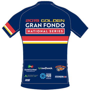 GFNS Golden Distance Jersey