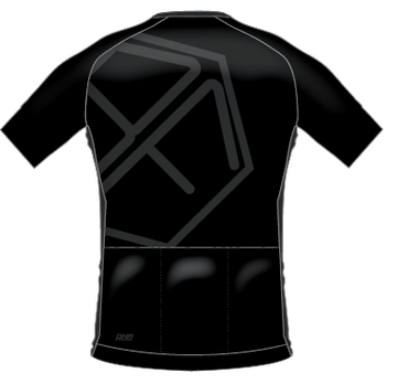 Bicycle Friends 2020 Race Day Jersey - BLACK