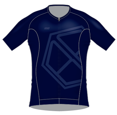 Bicycle Friends 2020 Race Day Jersey - NAVY