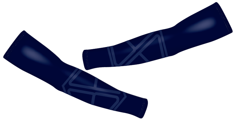 Bicycle Friends 2020 Arm Warmers -NAVY
