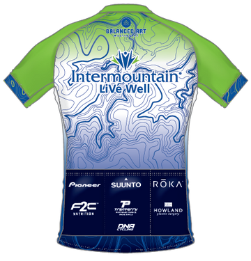 Intermountain Tri Bio Fit Jersey