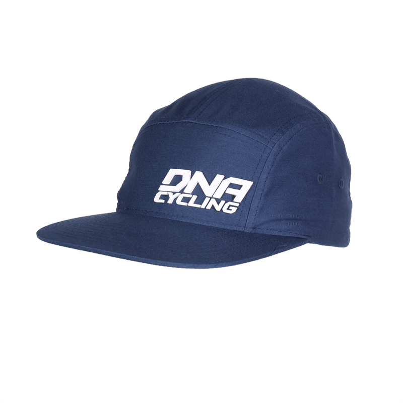 Five Panel Hat Blue