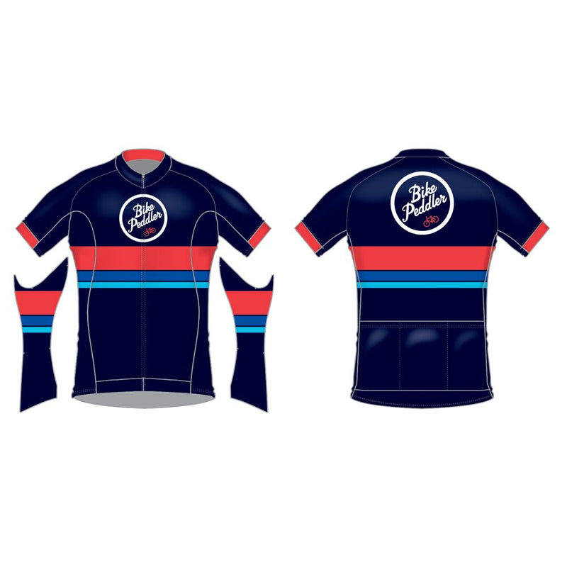 Bike Peddler Burn Jersey