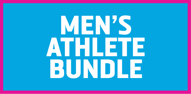 Men's Athlete Bundle