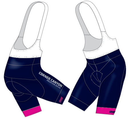 CCHS Women's Bib Short