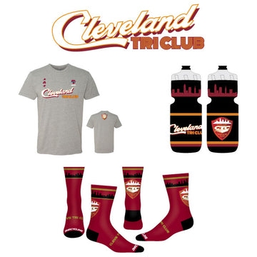 Cleveland Tri Club Member Package