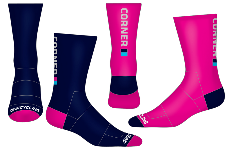 "CCHS 6"" Performance Sock"