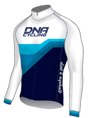 Texas Masters Racing Team Thermal Long Sleeve Jersey