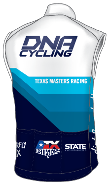 Texas Masters Racing Team Race Vest