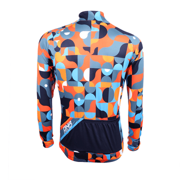 Labyrinth Long Sleeve Jersey