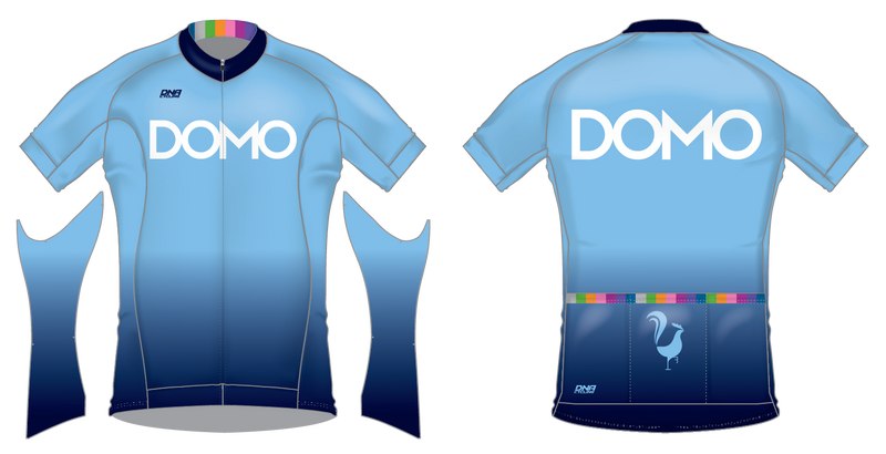 2019 DOMO Bio Fit Jersey