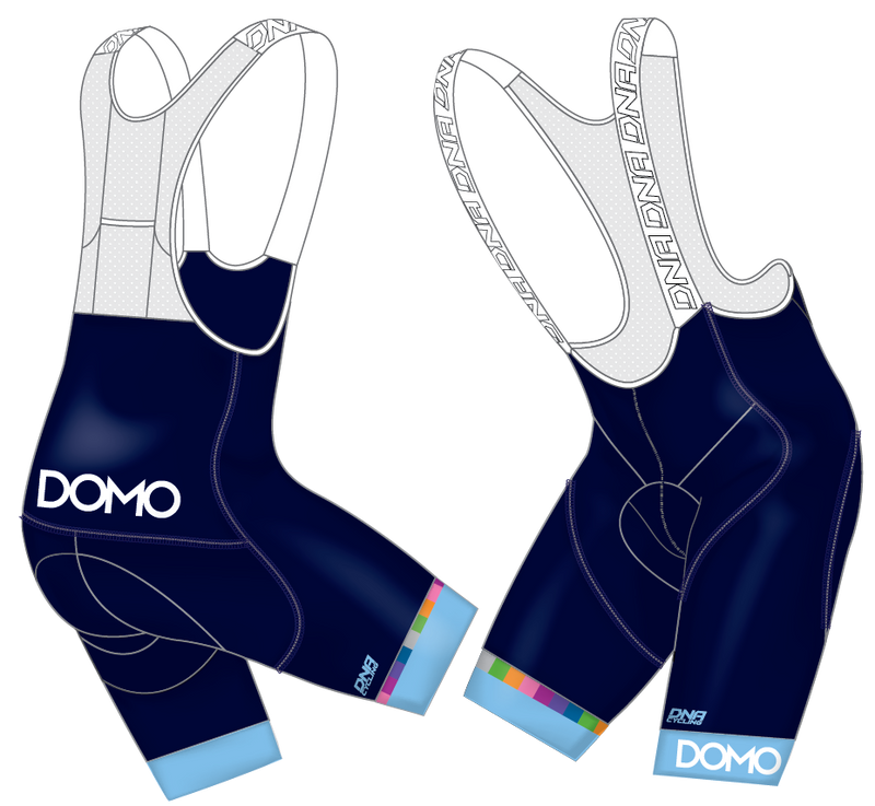 2019 DOMO Elite Bib Short