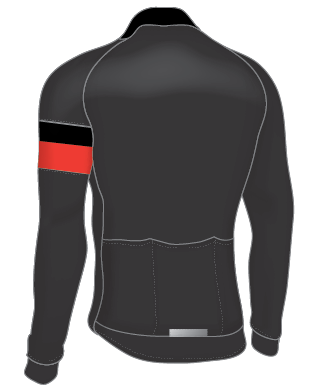 Health Catalyst Merino Wool L/S Jersey
