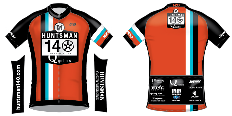 Huntsman Century Jersey - Orange