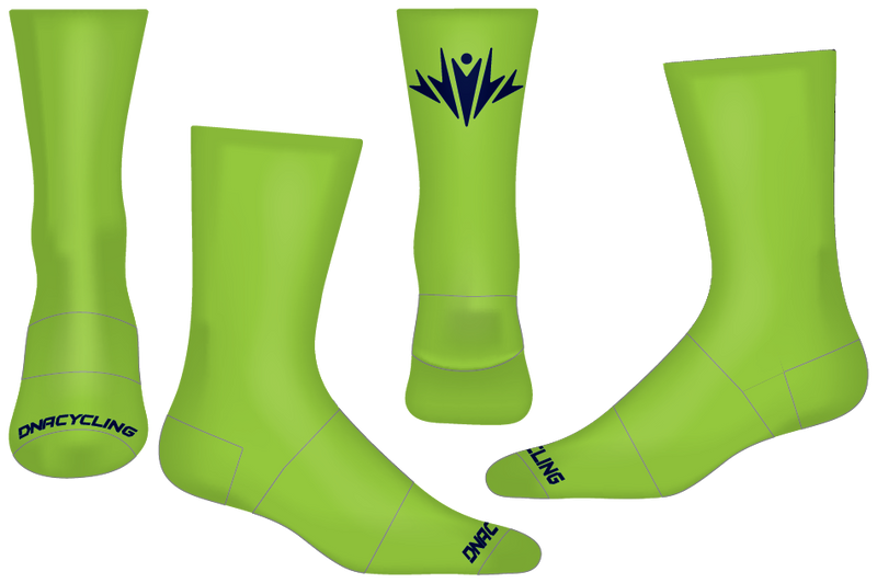 "Intermountain Tri 6"" Performance Sock"