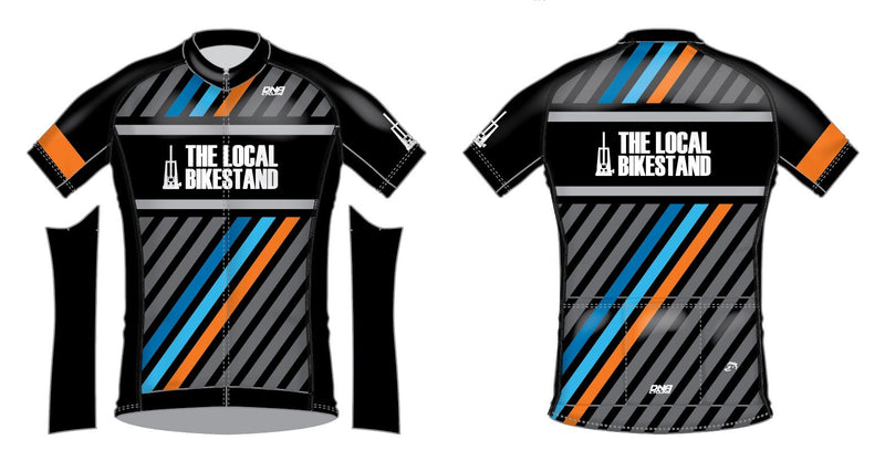 The Local Bike Stand Men's Race Jersey