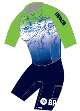 Intermountain Tri Ladies KONA Suit