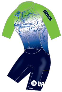 Intermountain Tri Men's KONA Suit
