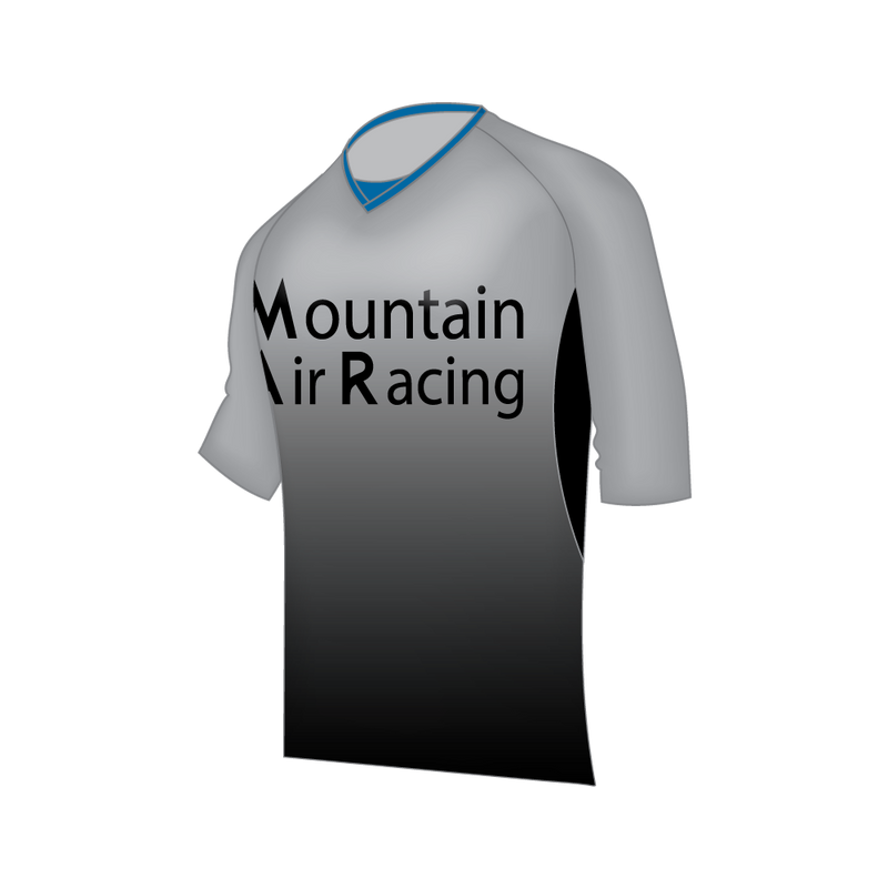 Mountain Air Racing Freeride V-Neck 3/4 Sleeve Jersey