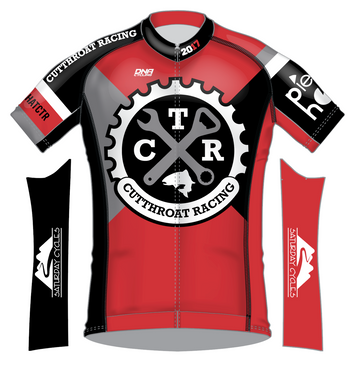 Cutthroat Race Jersey
