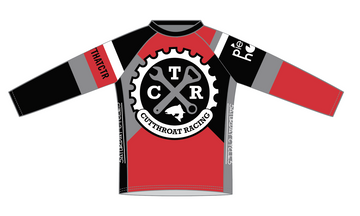 Cutthroat Freeride Jersey
