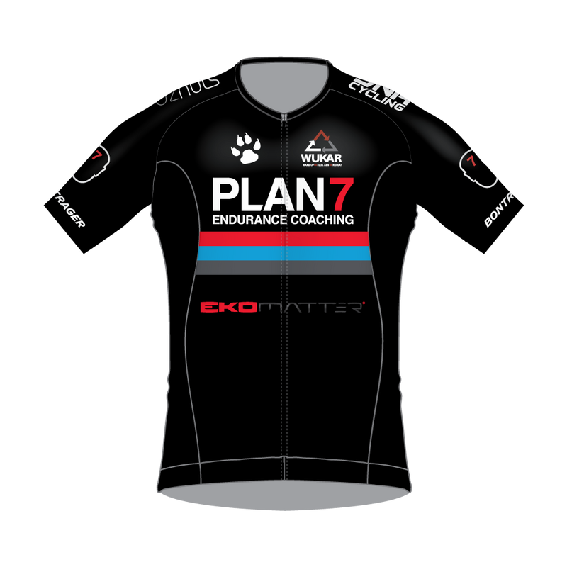 Plan 7 Race Day Jersey with Biofit Fabric