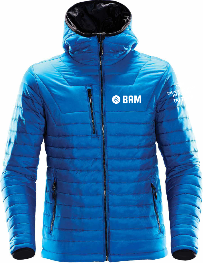 BAM/Intermountain Tri StormTech Puff Jacket - Men