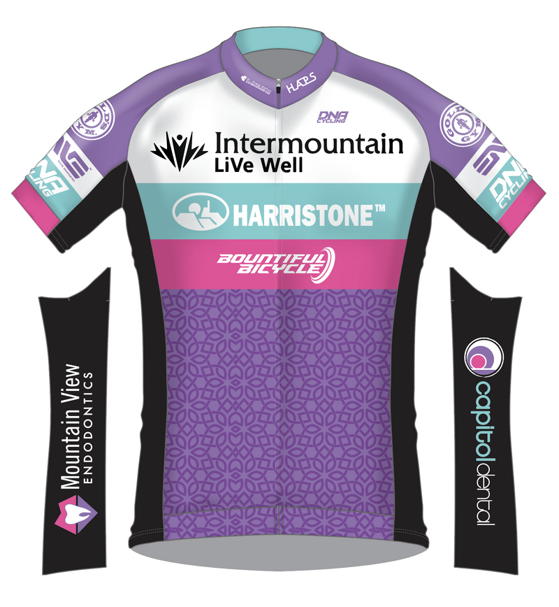 2016 Threshold Ladies Short Sleeve Century Jersey