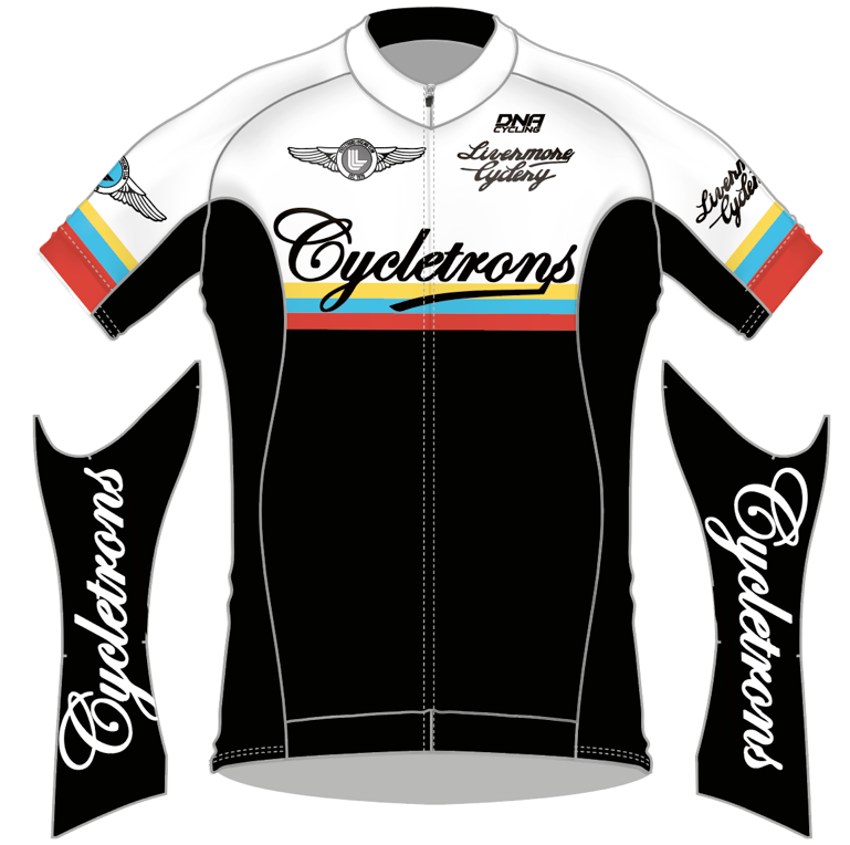 Cycletrons Century Jersey