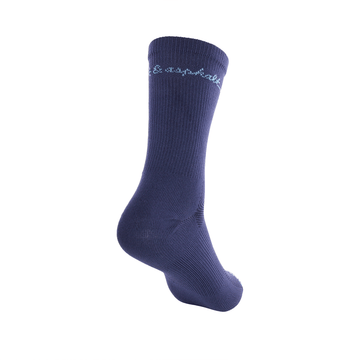 "6"" Performance Sock - Script"