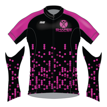 Shapes of Fitness Ladies Jersey