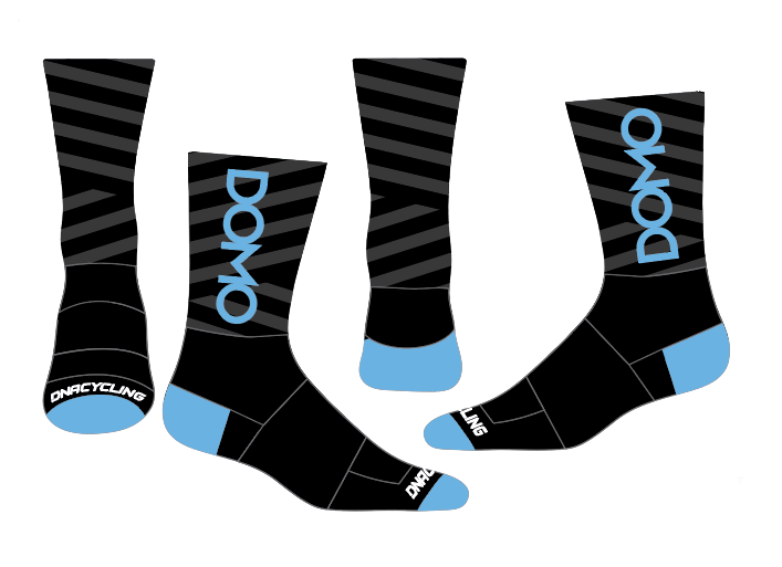 "DOMO 5"" Performance Sock"
