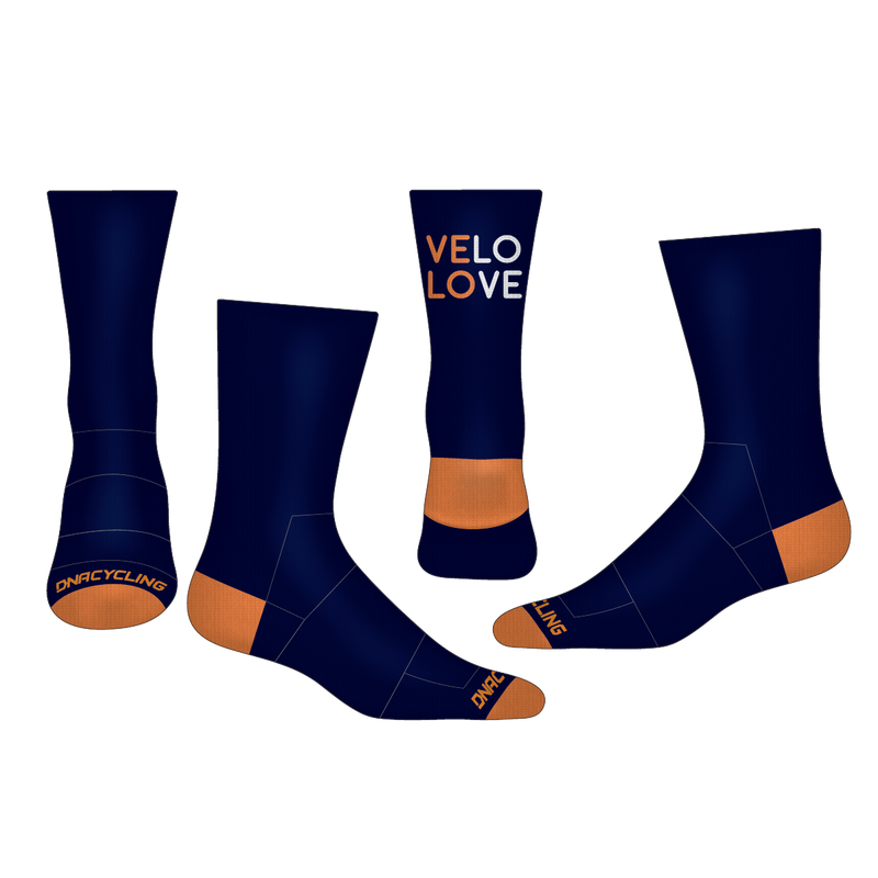 "Velo Love 6"" Performance Socks"
