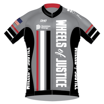 Wheels of Justice Bio Fit Jersey