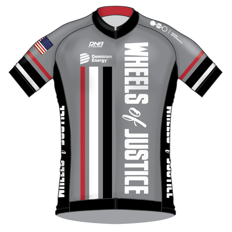 Wheels of Justice Distance Jersey