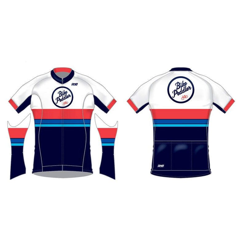 Bike Peddler Bio Fit Jersey