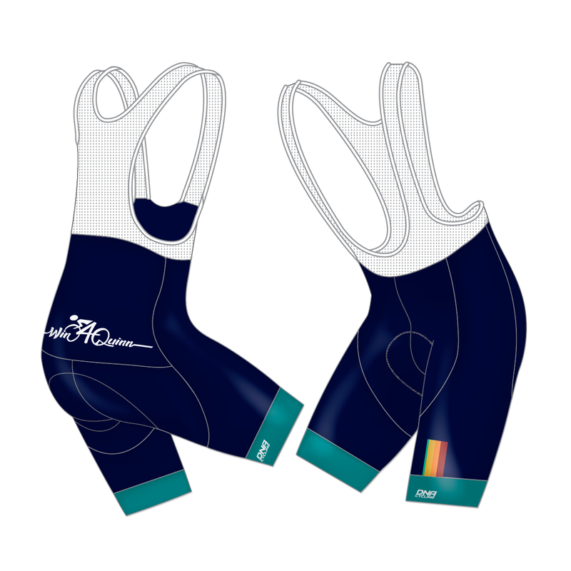 Win4quinn Youth Bib short