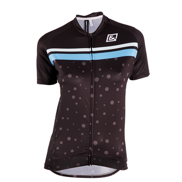 DNA Ladies Jersey- Black