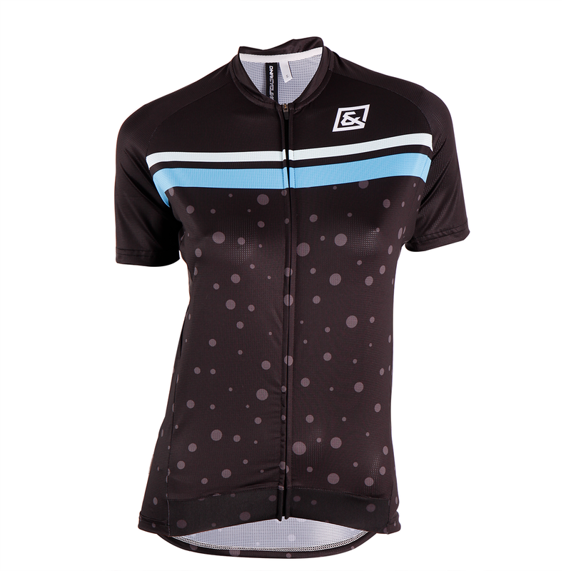 DNA Ladies Jersey- Black 087bfbc43