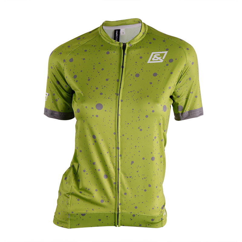 DNA Ladies Jersey- Green