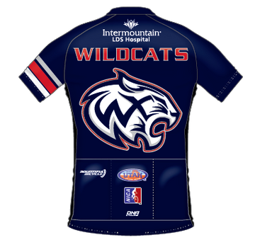 Woods Cross Race Jersey