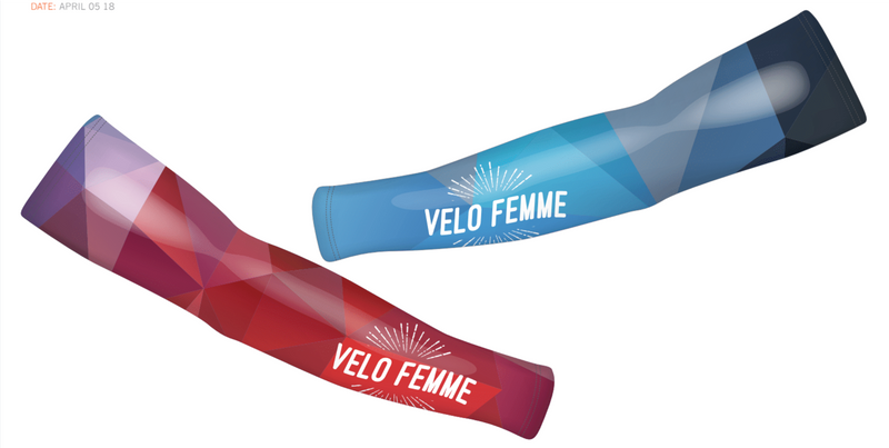 Velofemme Arm Warmer