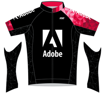 2017 Adobe Bio Fit Short Sleeve Jersey