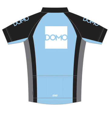 DOMO Lady's Century Jersey - LIGHT BLUE